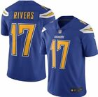 Men's Alternate Game Jersey Los Angeles Chargers Philip Rivers #17 2018🔥? $59.99 USD on eBay
