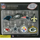 Внешний вид - NFL FOOTBALL TEAM DECAL LOGO SOFT PVC KEYRING, KEYCHAIN 32 TEAMS SUPER BOWL KEY