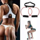 Women 20lb Hip Trainer Butt Booty Belt Band Body Glute Muscles Trainer Lifter  image