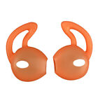2/5 Pairs Silicone Ear Hooks Skin Cover Holder For Apple Air Pods Headphones US