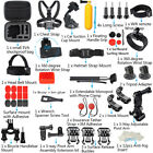 58 in 1 For GoPro Accessories Hero7/6/5/4/3 Bundle Camera Outdoor Sports Set Kit