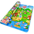 Baby Play Crawling Mat Child Activity Gym Floor Soft Kid Eductaional Toy Gift