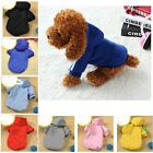 Warm Dog Clothes New Stylish Autumn Winter Outdoor Sport Cozy Apparel For Pet