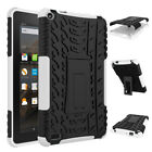 Heavy Duty Shockproof Protective Case Cover For Amazon Kindle Fire 7 HD7 HD8