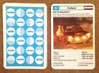Top Trumps Single Card Rally Cars Dubreq Issue - Various Models (FB3)