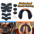 Stimulator Training Smart Abs Fitness Gear Muscle Abdominal Toning Belt Trainer image
