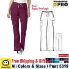 WonderWink Scrubs PRO Women's Moderate Flare Leg Pant 5319 Regular/Petite