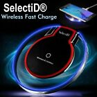 For Samsung Galaxy Note 9 / 8 S10 S9 Qi Wireless Fast Charger Charging Pad Dock