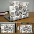 "Oil Painting Hard Front Case Cover for Apple Mac Macbook Air 13"" Anti-scratch###"