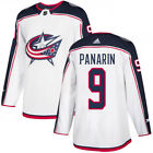 Columbus Blue Jackets #9 Artemi Panarin NHL Mens Hockey Jersey Home/Away/Alt