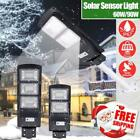 60/90W 120/180LED Solar Power LED Street Light Radar PIR Motion Sensor Wall Lamp