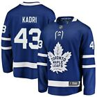 Fanatics Branded Nazem Kadri Toronto Maple Leafs Blue Breakaway Player Jersey