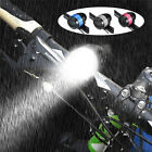 Rechargeable T6 LED USB Bycicle Front Light Headlamp Headlight Bike Lamp Torch