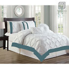 7-Piece Full Comforter Set Bed In A Bag Home Bedding, All Season, Microfiber image