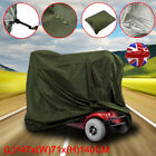 Heavy Duty Waterproof Oxford Large Mobility Scooter Cover All weather proof IP63
