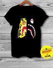 12Bape Shark Unisex Adult Clothing Men's Women Fashion