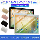 10.1 Inch Tablet Android 8.1 1gb+ 16g Ten Octa-core Dual Sim &camera 3g Wifi Pc