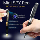 Mini Spy Camera Pen USB Hidden DVR Camcorder Video Audio Recorder HD CZ