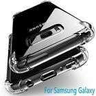 For Samsung Galaxy S8 S9 Plus Hybrid Shockproof 360 Ultra Slim TPU Case Cover