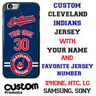 CLEVELAND INDIANS PHONE CASE COVER FITS IPHONE SAMSUNG LG MOTO etc NAME on Ebay