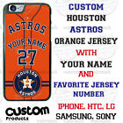 CUSTOMIZE HOUSTON ASTROS PHONE CASE COVER FITS iPHONE SAMSUNG on Ebay