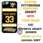 PITTSBURGH PENGUINS HOCKEY PHONE CASE COVER FOR iPHONE SAMSUNG LG GOOGLE etc $27.98 USD on eBay