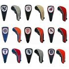 NEW Team Effort Golf MLB Head Covers w/ Shaft Gripper - Pick Your Team