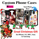 Personalized Phone Case Cover with Your Picture Fits iPhone Samsung LG HTC Moto