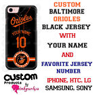 BALTIMORE ORIOLES JERSEY PHONE CASE COVER Fits iPHONE SAMSUNG LG etc NAME on Ebay