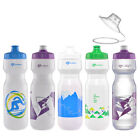 RockBros Bicycle Bike Water Bottle Outdoor Sports Bottle with Dust Cover 750ml