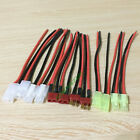 Deans T plug / Tamiya / Mini Tamiya Male  Female connector wire for RC battery