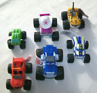 COMANSI Blaze And The Monster Machines Plastic Car - No Moving Parts MENU CHOICE