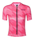 2019 Suarez Women's Quiver Short Sleeve Cycling Jersey in Pink