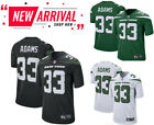 Men's New York Jets Jamal Adams #33 Green Player Game Stitched Jersey 2019