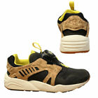 Puma Trinomic Leather Disc Cage Lux Opt 2 Mens Trainers Low Top 356410 03 P3AB