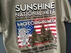 Harley INDIAN TRIUMPH KTM AMCA SUNSHINE 2019 POCKET T SHIRT T-Shirt VETERANS WAR $25.0 USD on eBay