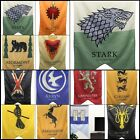 """Calhoun Game of Thrones House Sigil Wall Banner, 30"""" by 50"""" 100% Woven Polyester"""