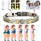 Alloy Therapy Energy Magnetic Bracelet Pain Relief Health Care Jewelry