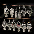 Kyпить Fashion Bollywood Bohemian Silver Gold  jhumka Handmade Earrings Indian Jewelry на еВаy.соm