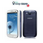 Samsung Galaxy S3 Gt-i9300 - 16gb - 3g Network Unlocked Blue White Smart Phone
