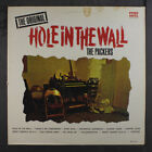 PACKERS: Hole In The Wall LP (blank back cover, stains oc, 1
