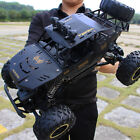 4WD RC Monster Truck Off-Road Vehicle 24G Remote Control Buggy Crawler Car XYCQ