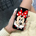 Disney Mickey Minnie Mouse Silicone Phone Cover Case for iPhone Samsung £3.79 GBP on eBay