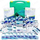 PREMIUM 138Pc First Aid Kit BSI APPROVED UK Work/Warehouse Health/Safety Refill