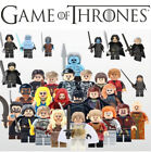 Lego Game of Thrones Figures Toy Ice and Fire Night King Jon Snow Building