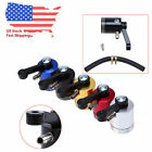 Motorbike Front Brake Clutch Tank Cylinder Fluid Oil Cup Set Reservoir Universal