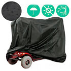 Heavy Duty  Mobility Scooter Storage Rain Cover Waterproof Disability Oxford