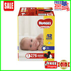 Kyпить HUGGIES Snug & Dry Diapers, Size 1, 276 Count (Packaging May Vary)   на еВаy.соm