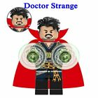 1pcs Action Figure Toy Avengers Captain Marvel Ant Man Hulk Building Blocks Toys