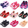 Girls Kids Cartoon Summer Beach Jelly Sandals Toddler Casual Holiday Flats Shoes